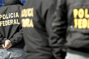 policia federal protesto