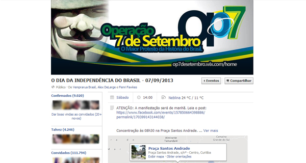 Reprodução Facebook