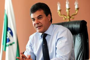 Governador Beto Richa. Foto: Ricardo Almeida/ANPr