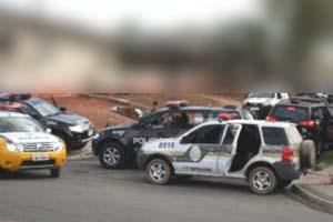 policia araucaria
