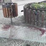 """Morador de rua ferido tenta agredir socorristas: """"O Centro de Curitiba é uma área de risco pra nós"""""""