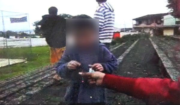 Vídeo mostra babá dando droga para criança de três anos