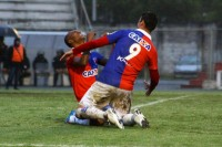 Brinner comemora primeiro gol do Paraná - Divulgação