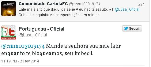 Twitter-Portuguesa
