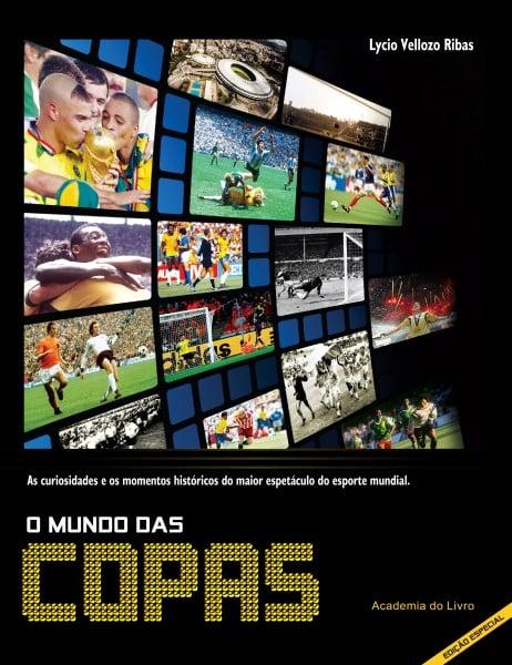 Capa O Mundo das Copas