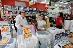 Comércio paranaense registra crescimento de 6,6% no ano. Foto: Arquivo ANPr