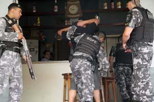 Curitiba, 11 de Abril de 2014,Operação PM/2,Fotos: Cabo Daniel Meneghetti.