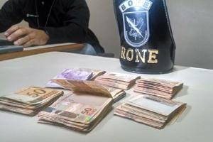 suborno roubo
