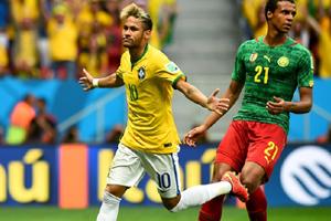 """Como já dizia a música: """"Bateu Neymar, é gol"""" (Foto: Divulgação/Fifa)"""
