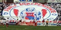 Torcida paranista deverá apoiar o clube novamente na Vila, terça-feira (19), contra o Icasa. (Foto: Monique Vilela/Banda B)