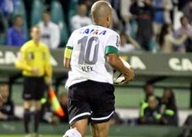 Alex retorna para a equipe Coxa-Branca (Foto: Divulgação/Coritiba)