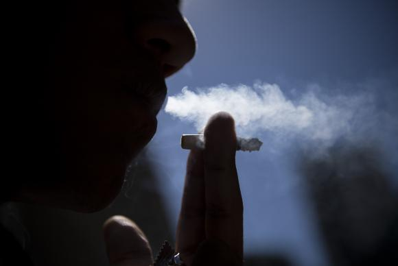 fumo dentro