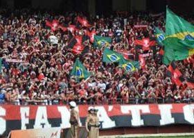 Clube poderá contar com sua torcida na partida contra o América-RN (Foto: Divulgação/CAP)