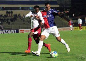 Paraná e boa ficaram no empate em 0 a 0 no 1º turno. (Divulgação/Paraná)