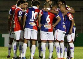 Paraná não mostrou bom futebol de rodadas anteriores e ficou no zero com o Sampaio Corrêa (Foto: Divulgação/Paraná)