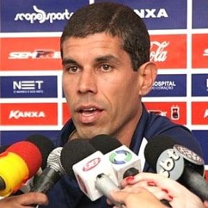 Ricardinho comandou a equipe tricolor em 2012 (Foto: Divulgação/Paraná)