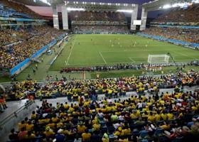 Partida entre Flamengo e Coritiba pode ser disputada na Arena Pantanal. (Divulgação)