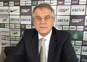 Presidente concedeu entrevista nesta sexta e confirmou pagamento dos salários. (Osmar Antônio/Banda B)