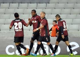 Atlético venceu por 2 a 0 no primeiro turno. (Foto: Divulgação/Atlético)