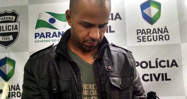 Silva foi preso uma semana após levar carro (Foto: Juliano Cunha - Banda B)