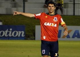 Lúcio Flávio será mais o capitão do time. (Foto: Monique Vilela/Banda B)