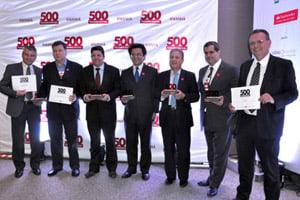 Revista Amanhã - 50 Maiores do Sul