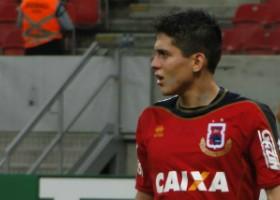 Lucas Otávio encerra passagem pelo Paraná. (Monique Vilela/Banda B)