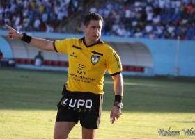 Adriano Milczvski será anunciado nesta segunda como presidente da Associação de Árbitros (Robson Vilela/Londrina)