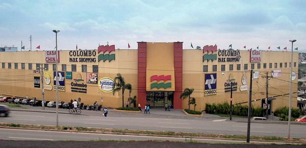 dab0d79ceaf Colombo Park Shopping evacuado com risco de cair! - Rede Jovem