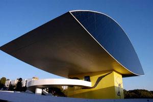 Museu Oscar Niemeyer. Foto: José Gomercindo/ANPr