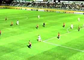 Paraná e Bragantino se enfrentaram na última rodada. (Divulgação/Paraná Clube)