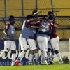 Jogadores do Paraná estão com quatro meses de salários atrasados. (Monique Vilela/Banda B)