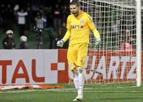 Vanderlei é o segundo goleiro que mais jogou com a camisa do Coxa. (Divulgação/Coritiba)