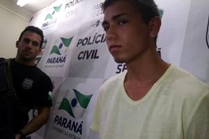 Milton confessou o crime (Foto: Juliano Cunha - Banda B)
