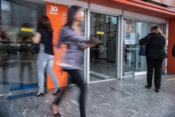 bancos fechados
