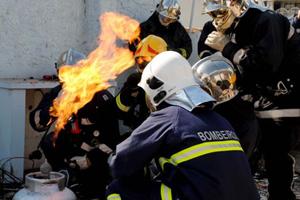 Dias frios demandam cuidado extra com o uso de equipamentos a gás.Foto: PMPR