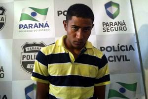 Welington confessou o crime (Foto: Antônio Nascimento - Banda B)