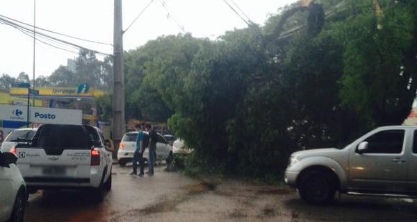 Rua Pedro Viriato P de Souza