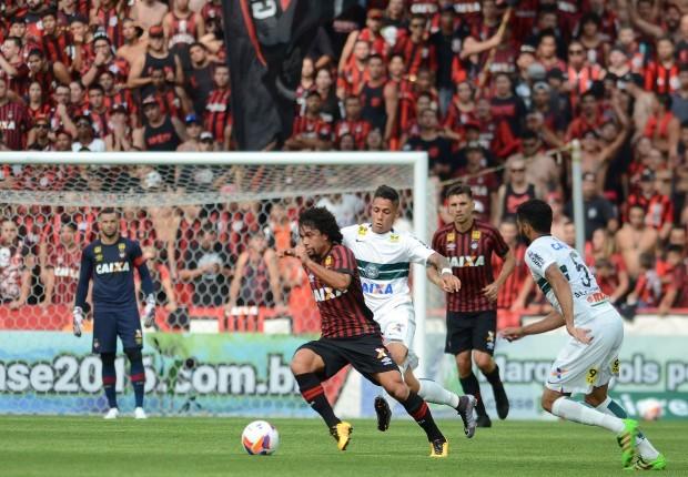 Atlético e Coritiba podem se reencontrar nas quartas de final. (Divulgação/Atlético)