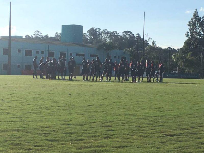 Paraná joga pelo empate sem gols para avançar. (Monique Vilela/Banda B)