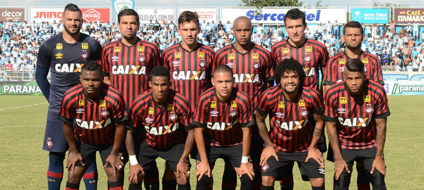 Furacão ficou no empate com Londrina. (Divulgação/ Atlético)