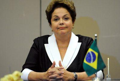 Presidente Dilma e o primeiro ministro da China, Wen Jiabao, durante assinatura de diversos atos internacionais entre os dois países.