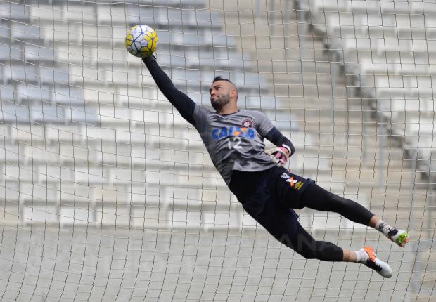 Weverton mais uma vez está confirmado no gol do Atlético. (Divulgação/Atlético)