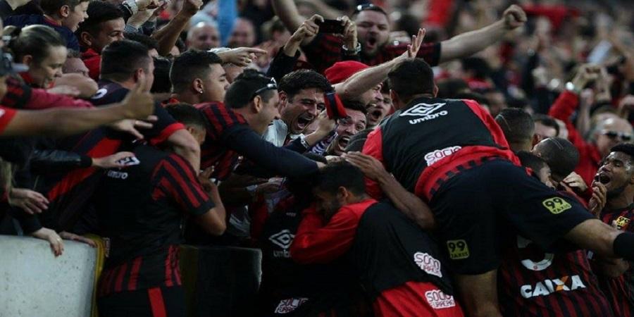 Atlético pode perder por até dois gols de diferença que fica com o título. (Geraldo Bubniak)