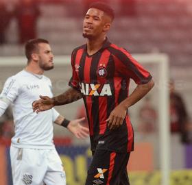 Ewandro marcou pela primeira vez no Brasileirão. (Divulgação/Atlético)