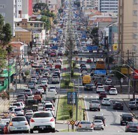 Curitiba atinge marca de um milhão de motoristas habilitadosFoto: Juliano Pedrozo/Detran
