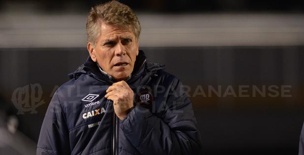 Paulo Autuori destacou eficácia atleticana. (Divulgação/ Atlético)