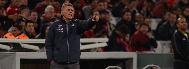 Paulo Autuori reclamou do calendário novamente. (Divulgação/ Atlético)