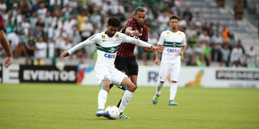 Coritiba venceu um clássico no ano e o Atlético dois. (Divulgação/Coritiba)