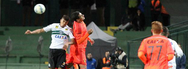 Coxa recebe o Sport no Couto. (Divulgação/ Coritiba)